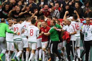 Fotbal – EURO 2016: Austria – Ungaria 0-2