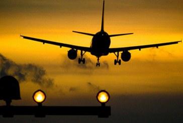 Transportul aerian de pasageri a scăzut cu 17,1% în primul trimestru