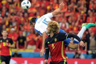 EURO 2016: Belgia – Irlanda 3-0