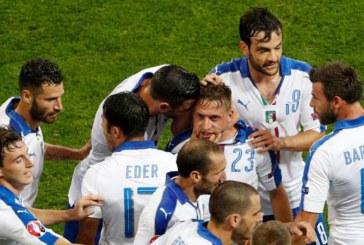 Belgia – Italia 0-2. Italia arata ca este inca o mare forta