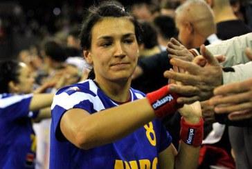 Handbal feminin: Cristina Neagu (CSM Bucuresti) – E nevoie de rabdare, lucrurile nu se pot face peste noapte