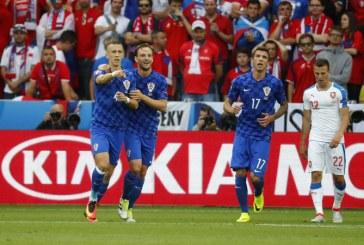 EURO 2016: Cehia revine incredibil cu Croatia dupa un meci fascinant