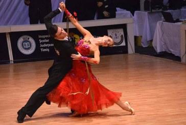 Rezultate deosebite obtinute de dansatorii Rus Team