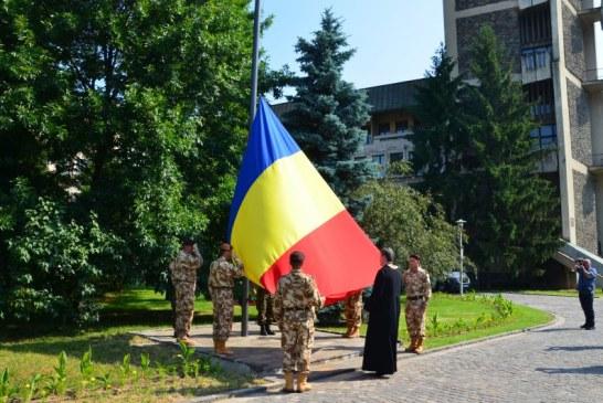 Ziua Drapelului National, sarbatorita luni in Baia Mare