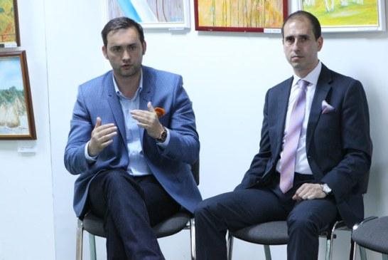 """""""ONG-urile, o solutie viabila pentru servicii sociale de calitate"""", declara Cristian Niculescu Tagarlas"""