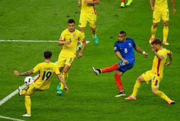 Fotbal: Romania a pierdut un punct mare in fata Frantei
