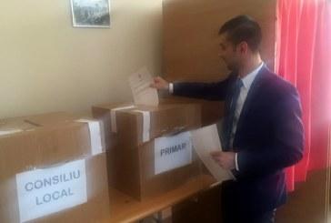 """Gabriel Zetea: """"Am votat pentru traditii, pentru valori si pentru viitor"""""""