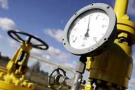 Importurile de gaze au crescut cu 614% in primele 11 luni