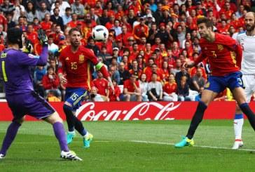 Spania – Cehia 1-0. Cehii au rezistat in fata detinatoarei trofeului pana in minutul 87