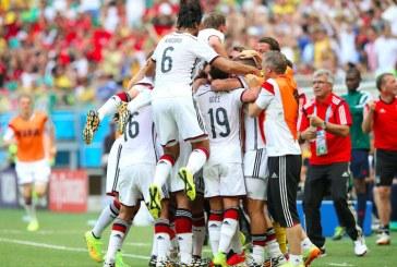 Germania – Ucraina 2-0. Campioana mondiala este prima care se impune la doua goluri la EURO 2016