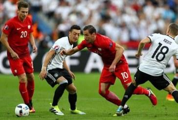 EURO 2016: Germania remizeaza cu Polonia