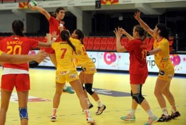 Nationala de handbal tineret s-a reunit luni la Ploiesti! Yulia Dumanska e si ea convocata