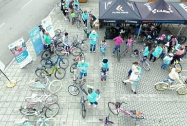 UPDATE: Family Hope on Bike – Copii si parinti pe bicicleta, un eveniment marca HHC Romania