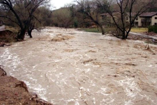 Un nou cod galben de inundatii in Maramures