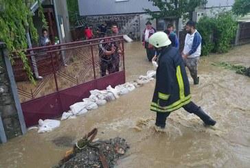 Inundatiile si zapada, principalele situatii de urgenta pentru Maramures in 2016