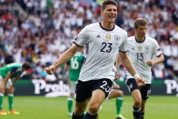 EURO 2016: Irlanda de Nord – Germania 0-1