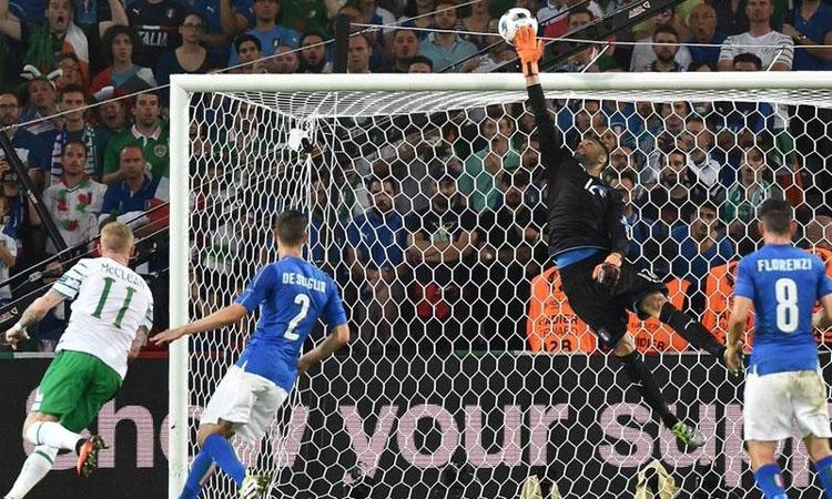 EURO 2016: Irlanda in optimi, dupa 1-0 cu Italia