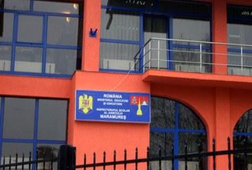Concursul pentru posturile de inspector scolari la ISJ Maramures, reprogramate