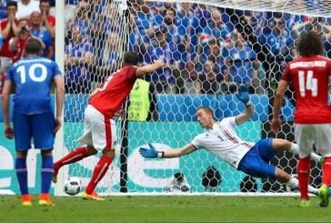 EURO 2016: Islanda obtine o calificare istorica in optimi cu un gol la ultima faza
