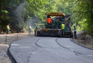 Masuri pentru finalizarea lucrarilor de modernizare a drumului national in Pasul Gutai