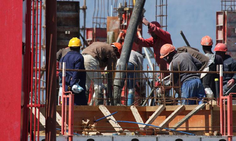 Volumul lucrarilor de constructii, in urcare cu 26% la 7 luni