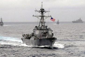 SUA afirma ca isi vor mentine prezenta in Marea Neagra in pofida avertismentelor Rusiei