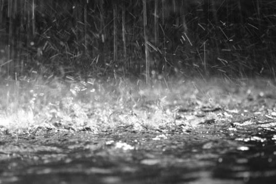 Atentionare Meteorologica: COD GALBEN de ploi torentiale in Maramures, Oltenia si nordul Crisanei