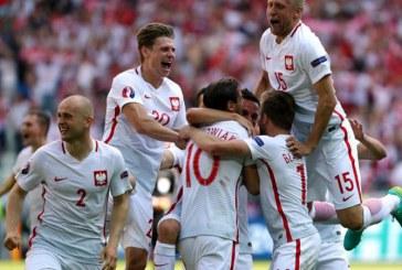 EURO 2016: Polonia, prima sfertfinalista, calificata la loviturile de departajare in fata Elvetiei