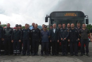 Pompierii maramureseni, in ajutorul celor afectati de inundatii