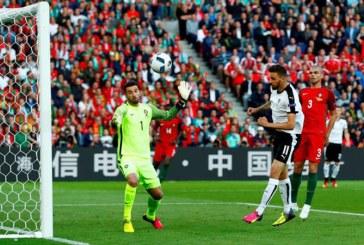 EURO 2016 – Portugalia – Austria 0-0