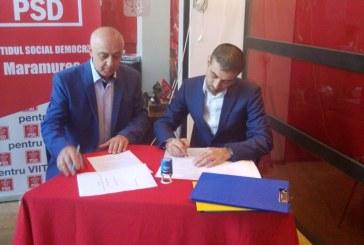 """Gabriel Zetea: """"PSD si PER au incheiat un protocol de colaborare administrativa la nivelul Consiliului Judetean"""" (FOTO)"""
