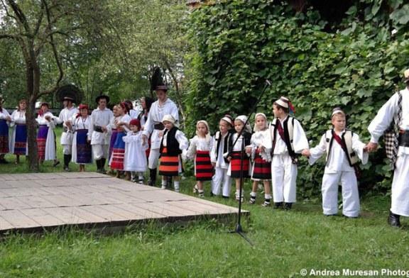 La Calinesti a avut loc a II-a editie a evenimentului Sarbatoarea Radacinilor Strabune (FOTO)