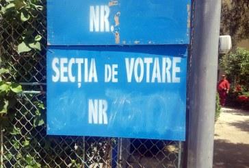 Frauda la vot in Maramures. Dosar penal pentru un barbat de 68 de ani