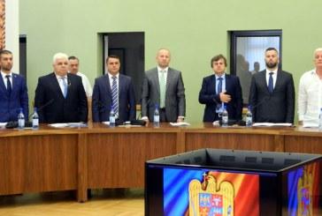 Consiliul Judetean se intalneste in prima sedinta dupa constituire