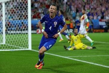 EURO 2016: Campioana en titre Spania, invinsa de Croatia cu 2-1