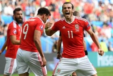EURO 2016: Tara Galilor s-a calificat in optimi de finala, dupa 3-0 impotriva Rusiei