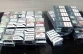 Borsa: Perchezitie domiciliara la locuinta unui barbat cercetat pentru contrabanda cu tigari
