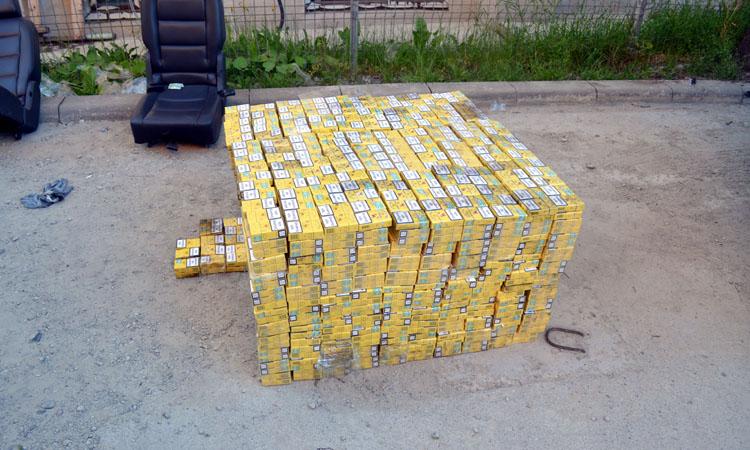 tigari de contrabanda