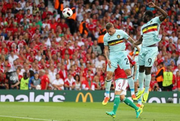 EURO 2016: Belgia, calificata in sferturile de finala, dupa 4-0 cu Ungaria