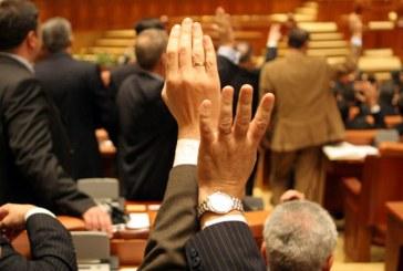 Senatul, in sesiune extraordinara in perioada 10-31 ianuarie