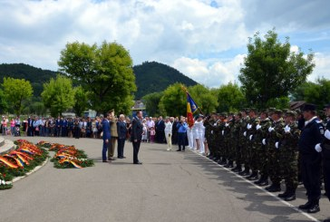 Ziua Eroilor a fost sarbatorita in Baia Mareprintr-o ceremonie militara si religioasa (FOTO)