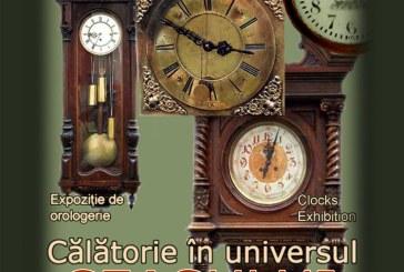 Proiect editorial al Muzeului Judetean de Istorie si Arheologie Maramures: Calatorie in universul ceasului. Colectia de orologerie (VIDEO)