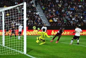 Astra Giurgiu a castigat Supercupa Romaniei, dupa 1-0 cu CFR Cluj