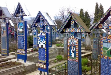 Maramures: Cimitirul Vesel, Manastirea Barsana si Memorialul de la Sighet, vizitate de zeci de mii de turisti in 2017