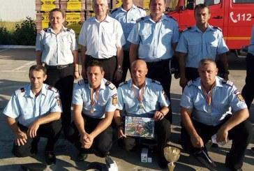 Salvatorii maramureseni, calificati la etapa nationala a concursului de descarcerare si prim ajutor (FOTO)