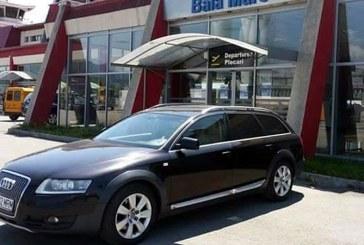 Consiliul Judetean Maramures renunta la un Audi A6