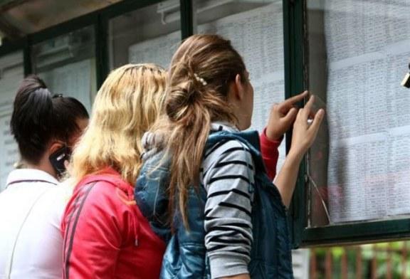 Patru elevi din Maramures au luat 10 pe linie la examenul de BAC