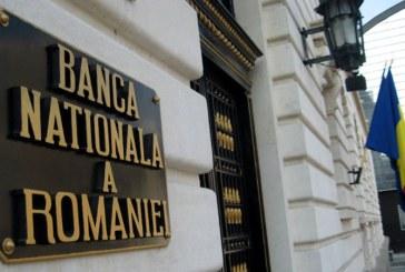 BNR a imprumutat bancile cu 16,7 miliarde lei