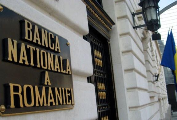 Rezervele valutare ale BNR au crescut cu 0,01%, la 33,498 miliarde euro, in ianuarie