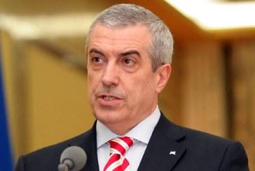 SURSE DNA a cerut Parlamentului avizarea urmaririi penale pe numele lui Calin Popescu Tariceanu